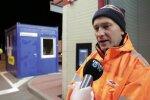 VIDEO: Kaido Padar Virtsus: loodame, et Hiiumaa ilmub pühapäevaks välja