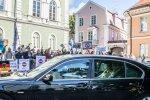 Angela Merkel ja EKRE meeleavaldus