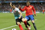 Soccer Euro 2016 Spain Turkey