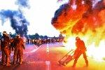FOTOD: Prantsusmaal süveneb kütusekriis, võimud on valmis ametiühingute vastu jõudu kasutama
