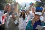 Presidendivalimised jõudsid valimiskogusse ka kümme aastat tagasi. Siis tulid kandidaatide toetajad oma lemmikutele häälekalt kaasa elama. Näis, kas nii juhtub ka seekord.