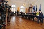 100 SEKUNDIT: Kersti Kaljulaiul on Riigikogus üle 68 hääle koos, Roosikrantsi tänaval rööviti kellapoodi