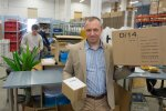 Parcelfellowsi juht Alar Ehandi lubab juba töötavat pakiautomaadivõrgustikku senisest odavamalt kasutada.