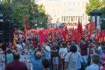 Neljapäevaõhtused meeleavaldused Ateenas
