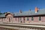 Ajalooline raudteejaam saab väärika sisu: poole aasta pärast avatakse siin restoran