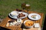 Söök, grill, söögilaud