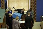 PRESIDENDIVALIMISTE BLOGI: Riigikogu esimeses voorus jäi president valimata