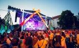 ФОТО: Массовые гулянья в Риге собрали рекордное число гостей