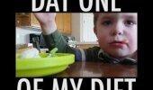 Päeva naerutaja: Dieedi esimene päev...