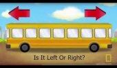 Kas oled targem kui 10-aastane? Kummale poole sõidab buss ehk nuputusülesanne, mis täiskasvanud segadusse ajab