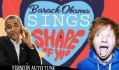 "VIDEO: Barack Obama laulab Ed Sheerani hittlugu ""Shape of you"""