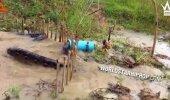 VIDEO | Salapärane kanavaras püüti lõksu