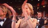 HITTVIDEO: Vaata! Nicole Kidmani veider plaksutamisstiil on terve interneti segadusse ajanud