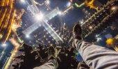 KÜLMAVÄRINAD GARANTEERITUD: Fotograafide hämmastavad pildid kõrgustest, kuhu nad on roninud riskides oma eluga!