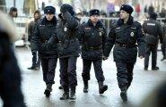 TASS: Vene eksministri poeg rammis bussipaviljoni, kaks inimest sai viga