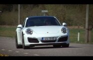 Motorsi Proovisõit: Porsche 911 Carrera S – kolmeliitrine turbomootor ei tee klassikule häbi