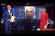 Piinlik! BBC Saatejuht on uskumatult sarnane tagaotsiva kriminaaliga