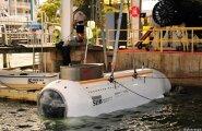 Miniallveelaev, mis viib eriüksuse kuivalt otse sinna, kuhu vaja