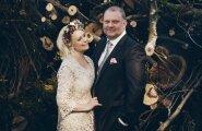 Karmel Eikneri ja Rait Killandi pulmad