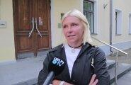FOTOD JA VIDEO: Kohale ilmumata jätnud Oleg Ossinovski jättis abikaasa Irina pika ninaga, lahutusprotsess lükkub edasi