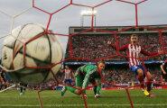 FOTOD: Imeline soolovärav viis Atletico poolfinaali avamängus Bayerni vastu 1:0 võidule
