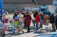 Soomlased sõidavad Eestisse üha harvem viina järele, põhjus: reisijaprofiili muutus