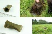 Maalasti putkkirves ja selle leiukoht