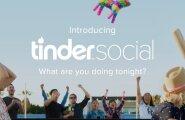 Tinder Social: menuka kohtinguäpi uus nipp, kuidas kasutajad seltskondlikumaks muuta