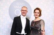 Hannes Hanso ja Riina Hanso