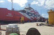 TS Laevade praamid augusti keskpaigas