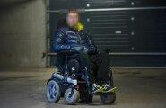 Полиция заставила нарушившего ПДД парализованного инвалида полчаса сидеть на морозе?