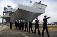 Tõenäoliselt ei tähenda Brexit seda, et Briti merevägi hakkab nüüd ainult koduriigi kaidel marssima. Vastupidi, Ühendkuningriigi sõjaline aktiivsus võib meie piirkonnas isegi suureneda.