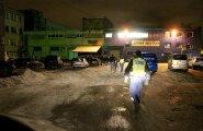 ФОТО DELFI: Результаты полицейского рейда: с дискотеки увезли в участок толпу пьяных подростков