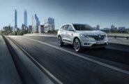 Renault lisas oma mudelivalikusse linnamaasturi Koleos