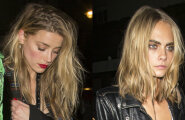 SUHTESAHINAD: Amber Heard otsib lohutust kuuma supermodelli embusest?