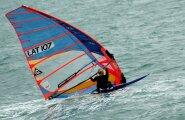 Латвийский яхтсмен лишен госпремии за поездку в Крым