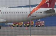 ГЛАВНОЕ ЗА ДЕНЬ: Угроза взрыва в Таллиннском аэропорту, неприятный рейс Smartlynx, гибель подростка в Элва