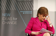 Sturgeon: Šotimaa valmistub Suurbritanniast lahkumiseks