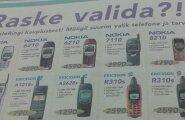 TOTAALNE NOSTALGIAPAUK: Kas mäletad veel neid telefone?