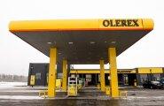 Eesti turuliidriks saanud Olerex tutvustas tulevikuplaane