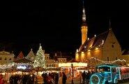 ФОТО читателя Delfi: Таллинн в предвкушении Рождества