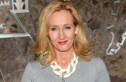 <p>Potteri-sarja autorJ.K Rowling</p>