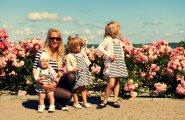 Toitumisspetsialist, treener ja kolme lapse ema Pilleriin Täht: Sinu lapse tervis on Sinu kätes!