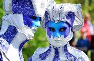 Венецианский карнавал в парке Левенру!