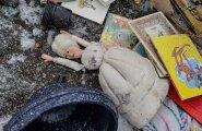 Убийство девочки привело к погрому домов цыган в Одесской области