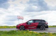 Motorsi proovisõit: kuumavereline ja praktiline Peugeot 308 GTi