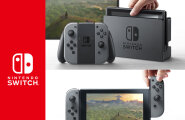 Nintendo saladuslik uus mänguseade Switch jõudis rahva ette