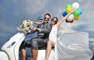 FOTOD: Kõige napakamad pulmakleidid, mida sa iial näinud oled!
