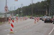 С 1 августа будет закрыт поворот с улицы Ярвевана