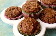 Nädalavahetusel suu magusaks tervislike muffinitega!